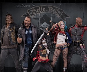 DC Collectibles Suicide Squad Movie Sixth Scale Statues
