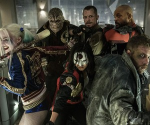 Suicide Squad Rounded up in New Trailer