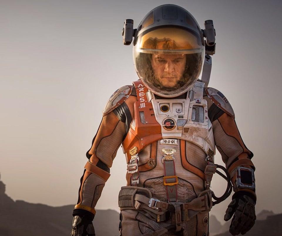 Adam Savage Recreating The Martian's Spacesuit