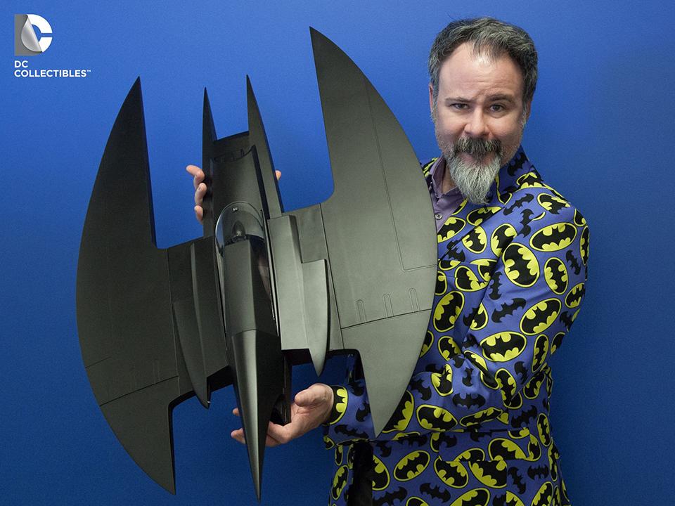 DC Collectibles Previews Upcoming Batman Figures