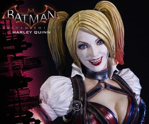 Prime 1 Batman: Arkham Knight Harley Quinn Statue