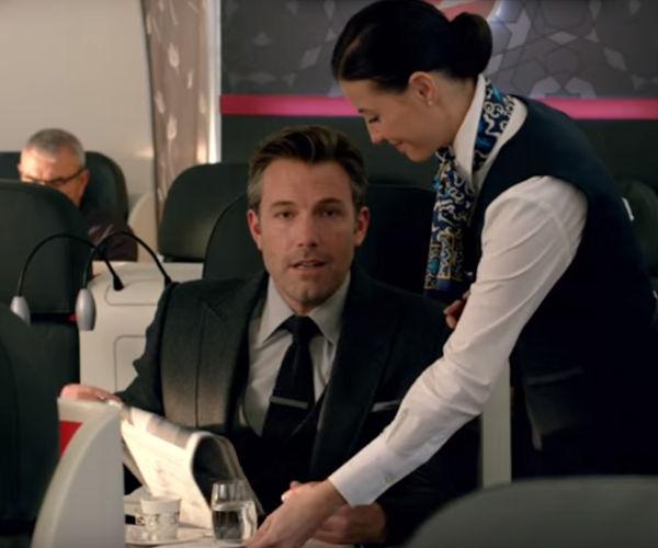 Batman v Superman Travel Commercials