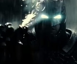 Bats and Supes Square off in New Batman v Superman Clip