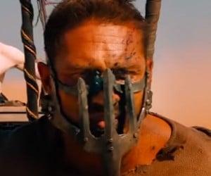 DIY Mad Max Face Mask