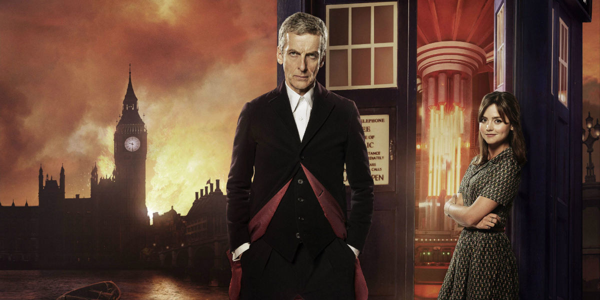 Doctor Who Will Now Stream on Amazon Prime