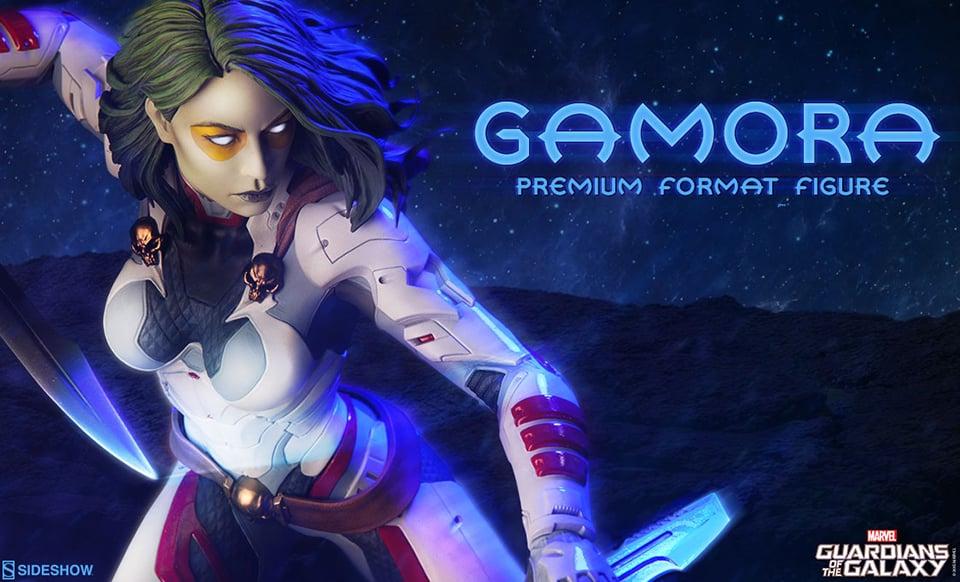 Sideshow Collectibles Gamora Premium Format Figure