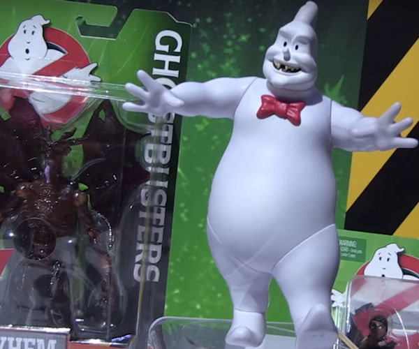 2016 Ghostbusters' Main Ghost Villain Revealed (in Toy Form)