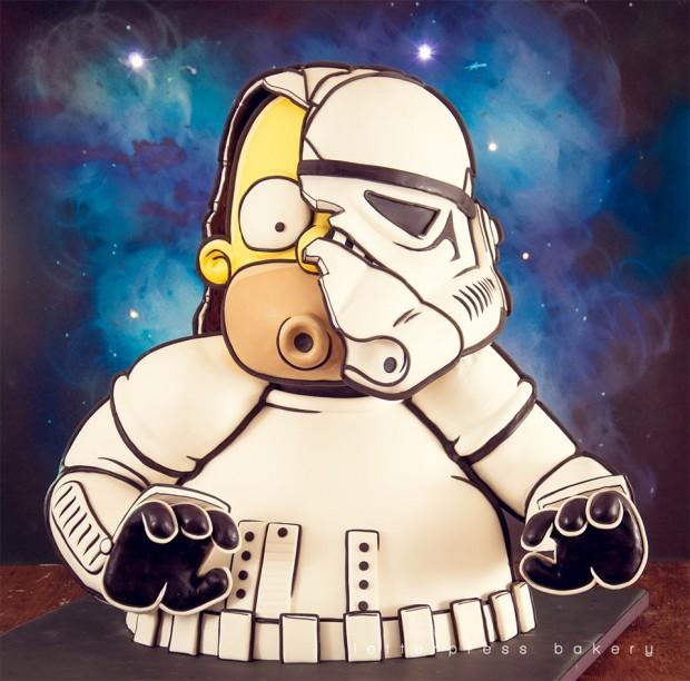 homer_stormtrooper_cake_1