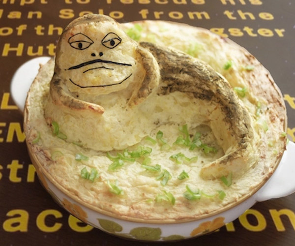 Jabba the Hutt Shepherd's Pie