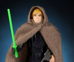 Gentle Giant Jumbo ROTJ Luke Skywalker & Secret Wars Iron Man