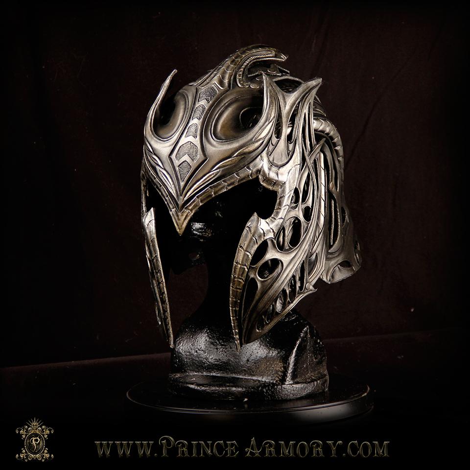 Prince Armory Medieval Kryptonian Suit of Armor - MightyMega