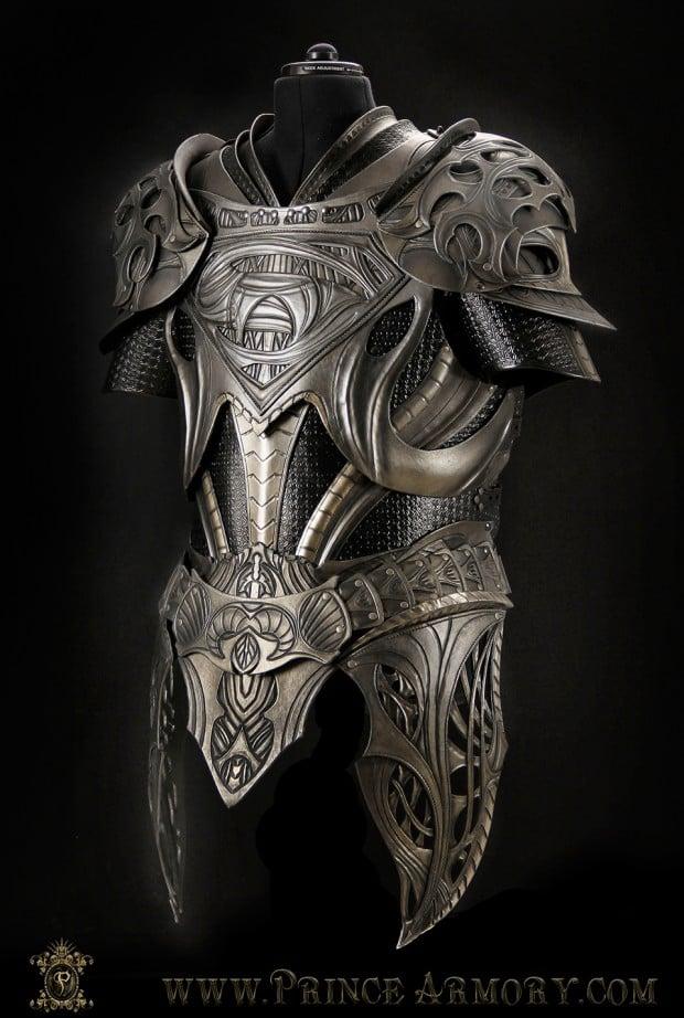 kryptonian_suit_of_armor_by_prince_armory_4