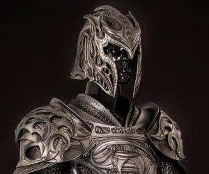 Prince Armory Medieval Kryptonian Suit of Armor