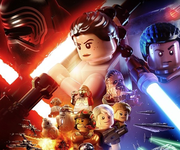 LEGO Star Wars: The Force Awakens Video Game Teaser