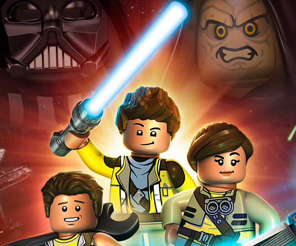 LEGO Star Wars: The Freemaker Adventures Teaser