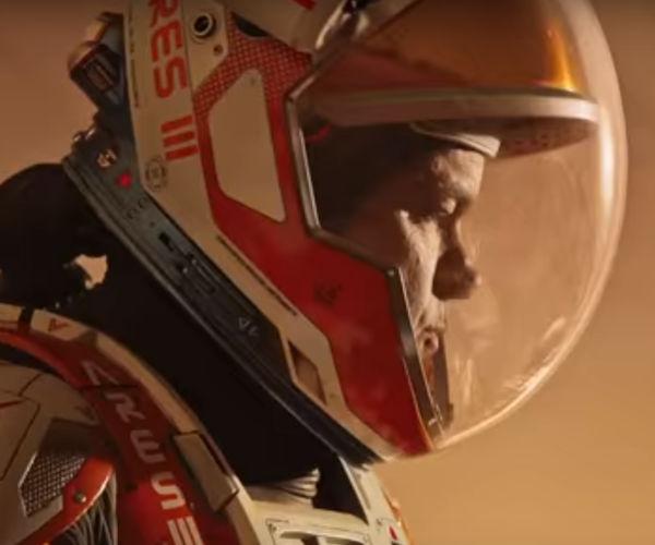 The Martian as a Musical Comedy