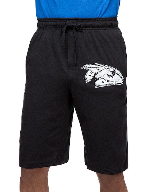 Millennium Falcon Lounge Shorts
