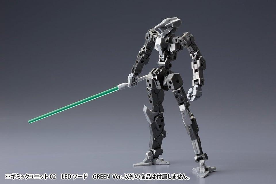 Kotobukiya Modeling Support Goods LED Swords