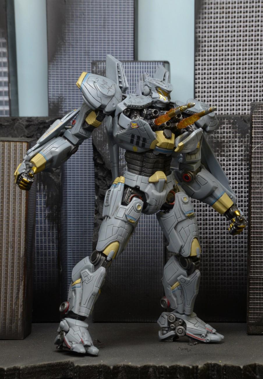 NECA 7″ Ultimate Striker Eureka Action Figure