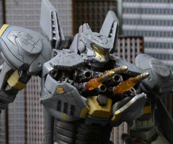 NECA 7″ Ultimate Striker Eureka Action Figure