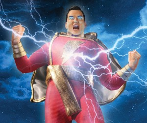 Mezco One:12 Collective Shazam Action Figure
