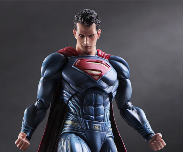 Play Arts Kai BvS Superman Action Figure