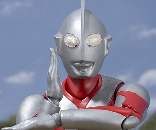 S.H. Figuarts 50th Anniversary Ultraman Action Figures