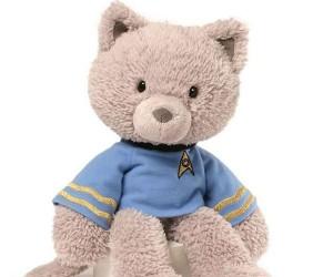 Star Trek Stuffed Animals: Squeeze Me up, Scotty!