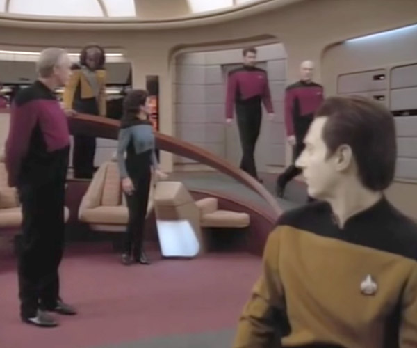 Star Trek: The Next Generation – A Shot from Every Episode