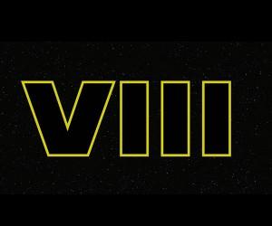 Star Wars: Episode VIII Cameras Roll
