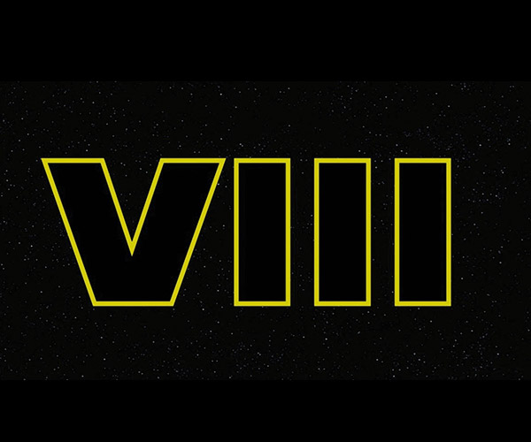 Star Wars: Episode VIII Cameras Roll