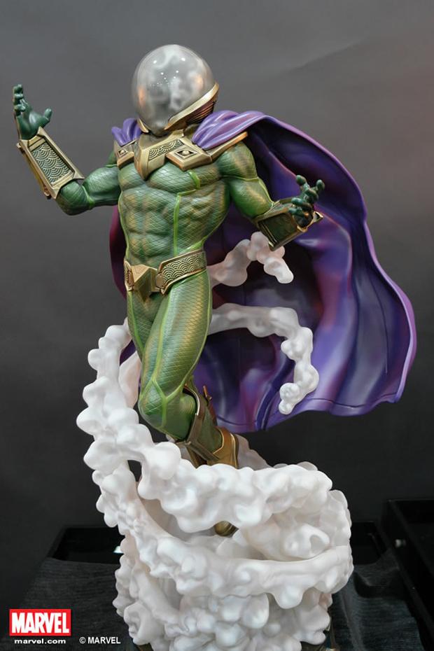 Xm Studios Mysterio Fourth Scale Statue Mightymega