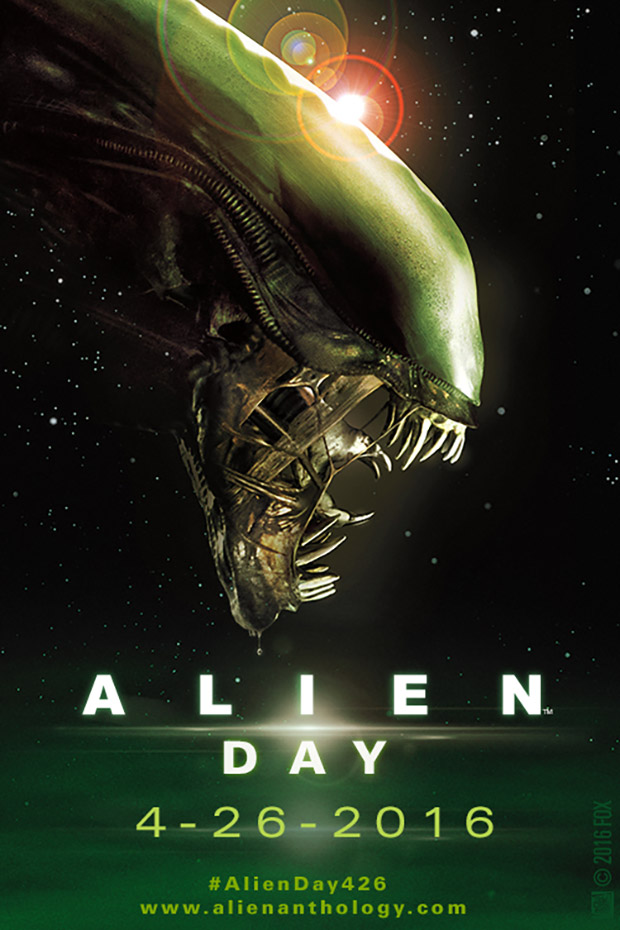 April 26th Is Alien Day