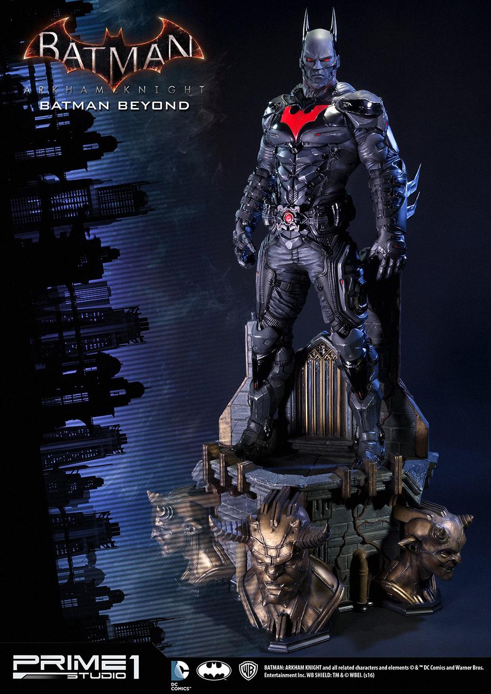 Prime 1 Batman: Arkham Knight Batman Beyond Statue