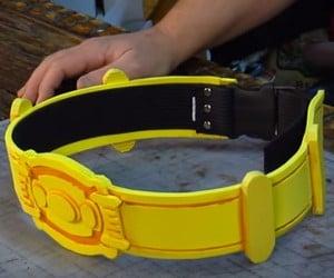 Make Your Own Batman Utility Belt for $9