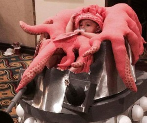 This Dalek Will Exterminate Your Heart with Cuteness