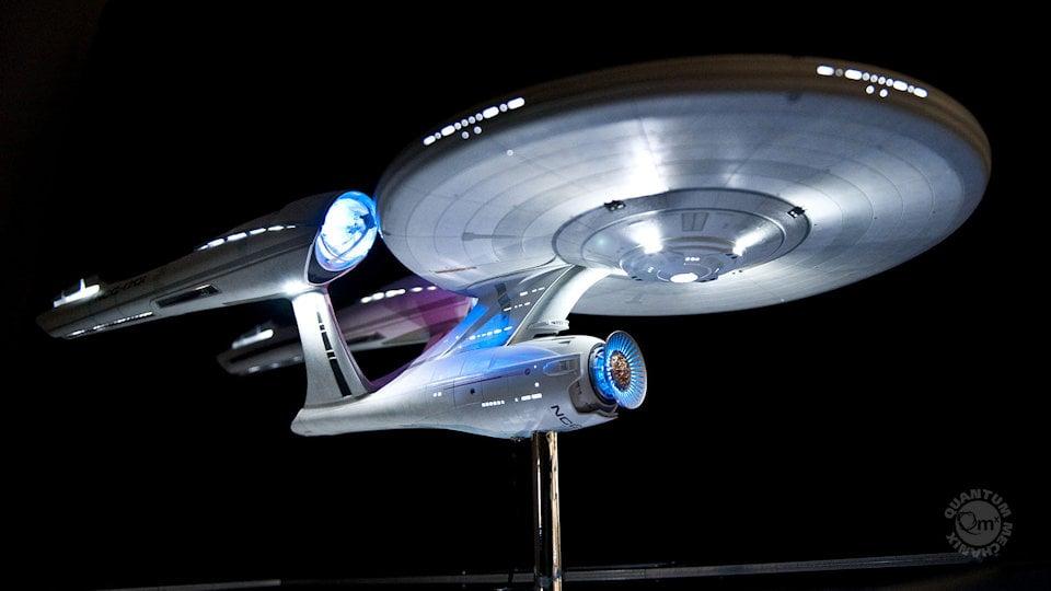 Star Trek (2009) Enterprise Artisan Replica