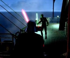 Darth Vader in Fallout 4