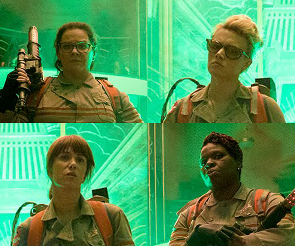 Ghostbusters Debut Trailer Has The Requisite Ghouls, Goo and Gags