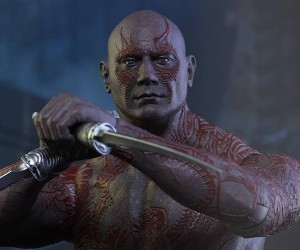 Hot Toys Guardians of the Galaxy Drax Sixth Scale Action Figure