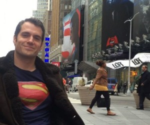 No One Recognizes Henry Cavill As Clark Kent