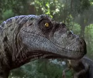 Jurassic Park as a Nature Documentary