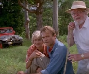 Jurassic Park without Dinosaurs