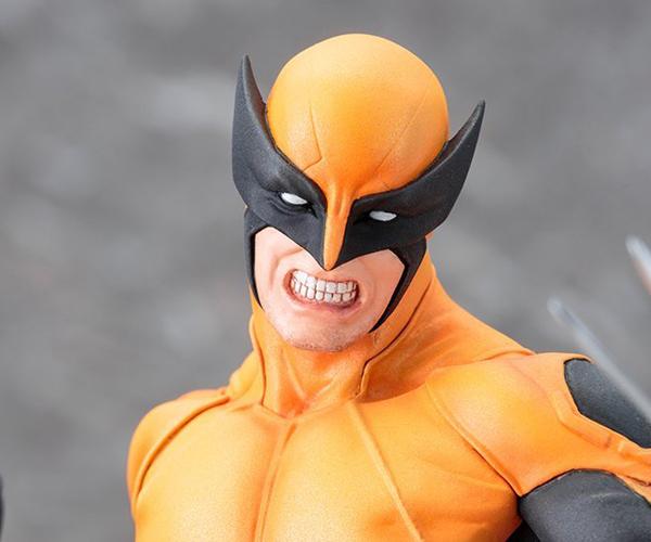 Kotobukiya Marvel Now Wolverine ARTFX+ Statue