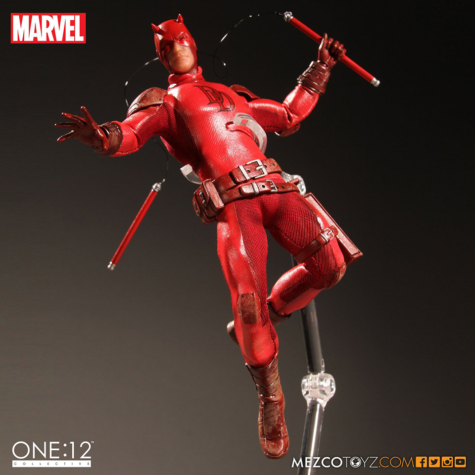 Mezco One:12 Collective Daredevil Action Figure