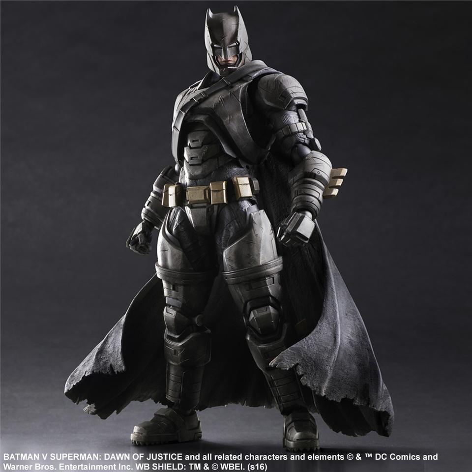 Play Arts Kai BvS Armored Batman Action Figure