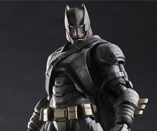 Play Arts Kai BvS Armored Batman Action Figure