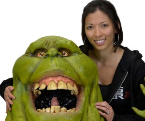 NECA Ghostbusters Life-Sized Slimer Replica