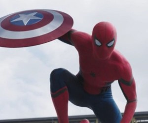 Spider-Man Shows up in Captain America: Civil War