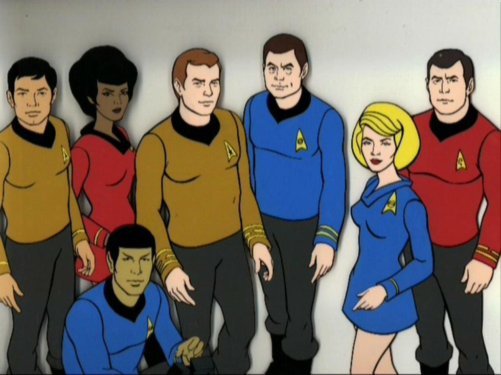 Star Trek The Animated Series Coming to Blu-Ray